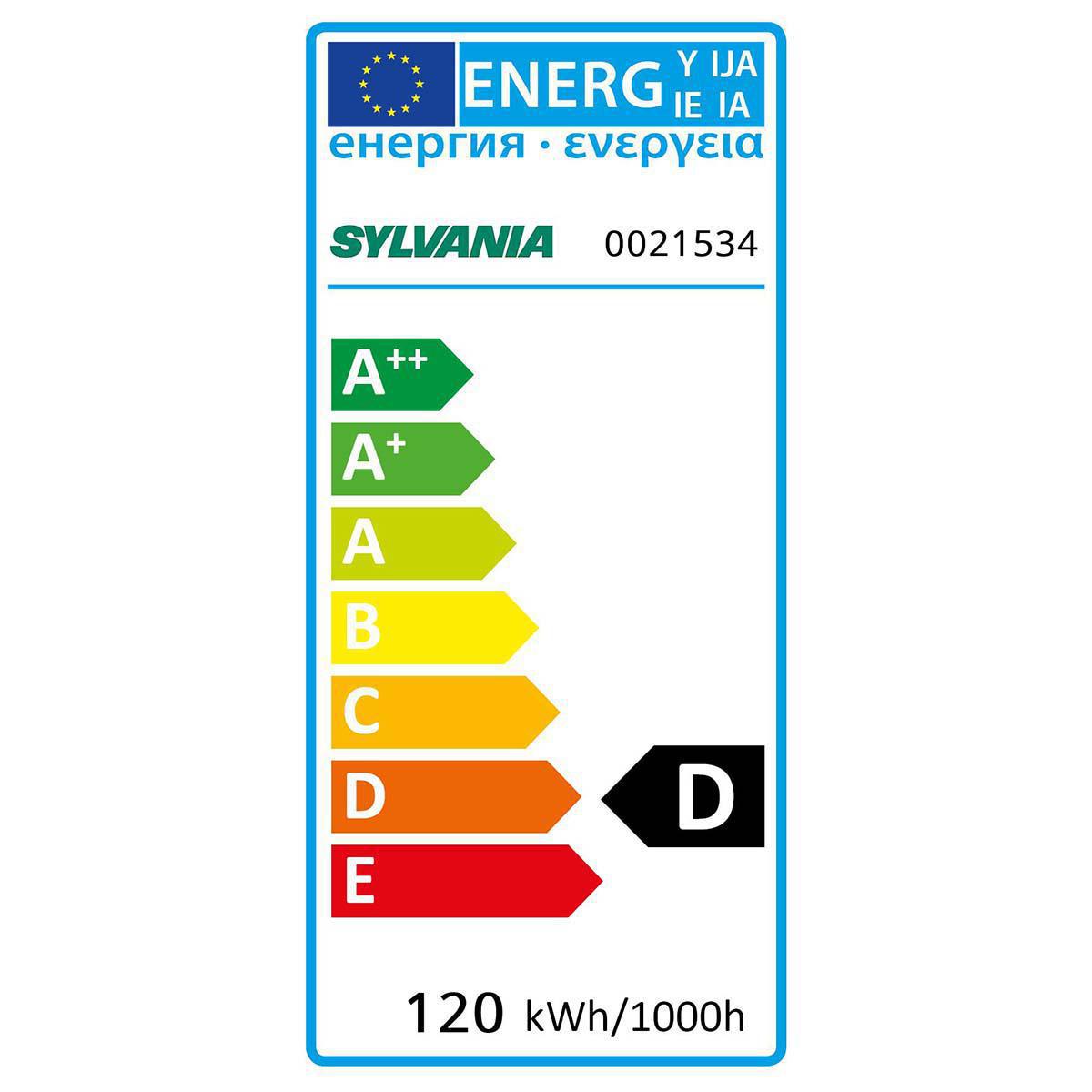Halogen-Lampe R7S Linear 120 W 2250 lm 2950 K
