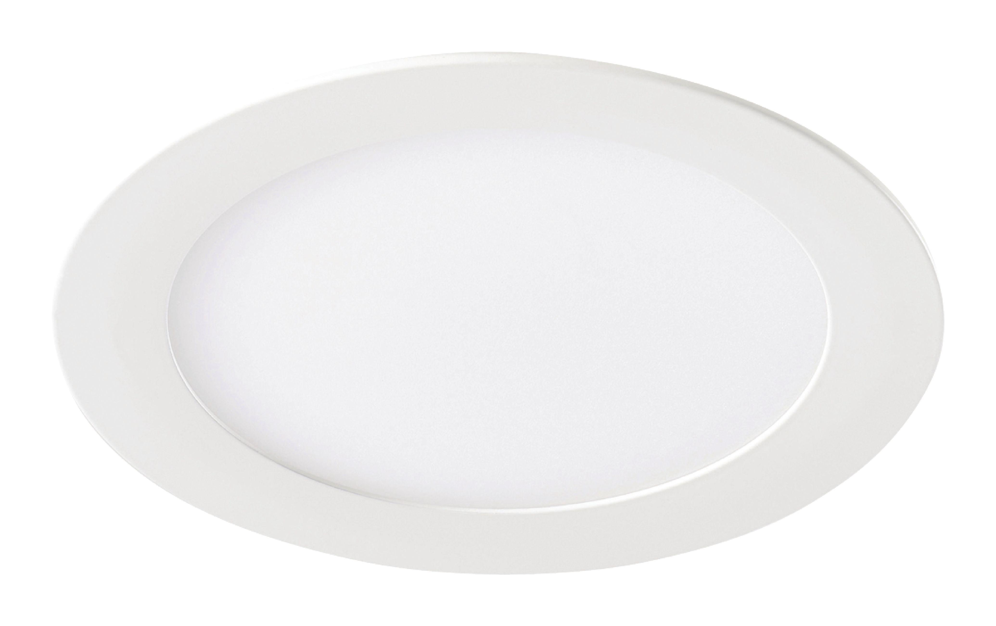 LED-Einbauleuchte 25 W 3000 K 2000 lm