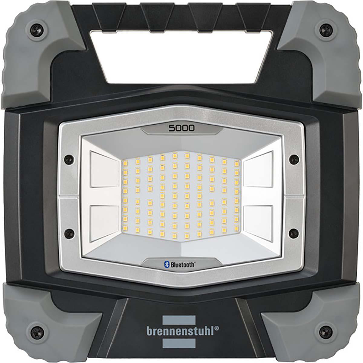 LED Baustrahler TORAN 46W für außen mit Lichtsteuerungs-App