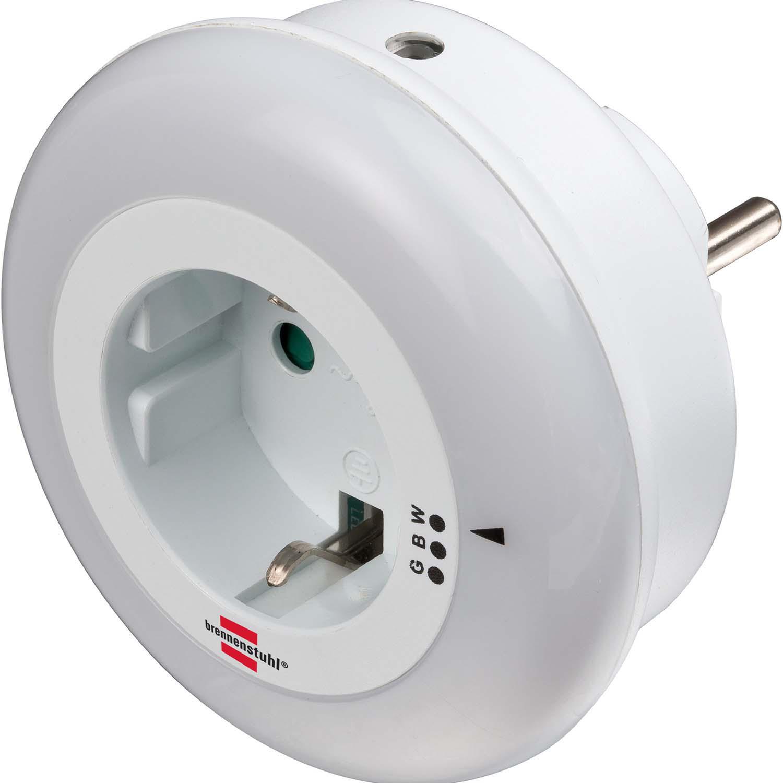 LED-Nachtlicht 0.8 W Dual Sensor