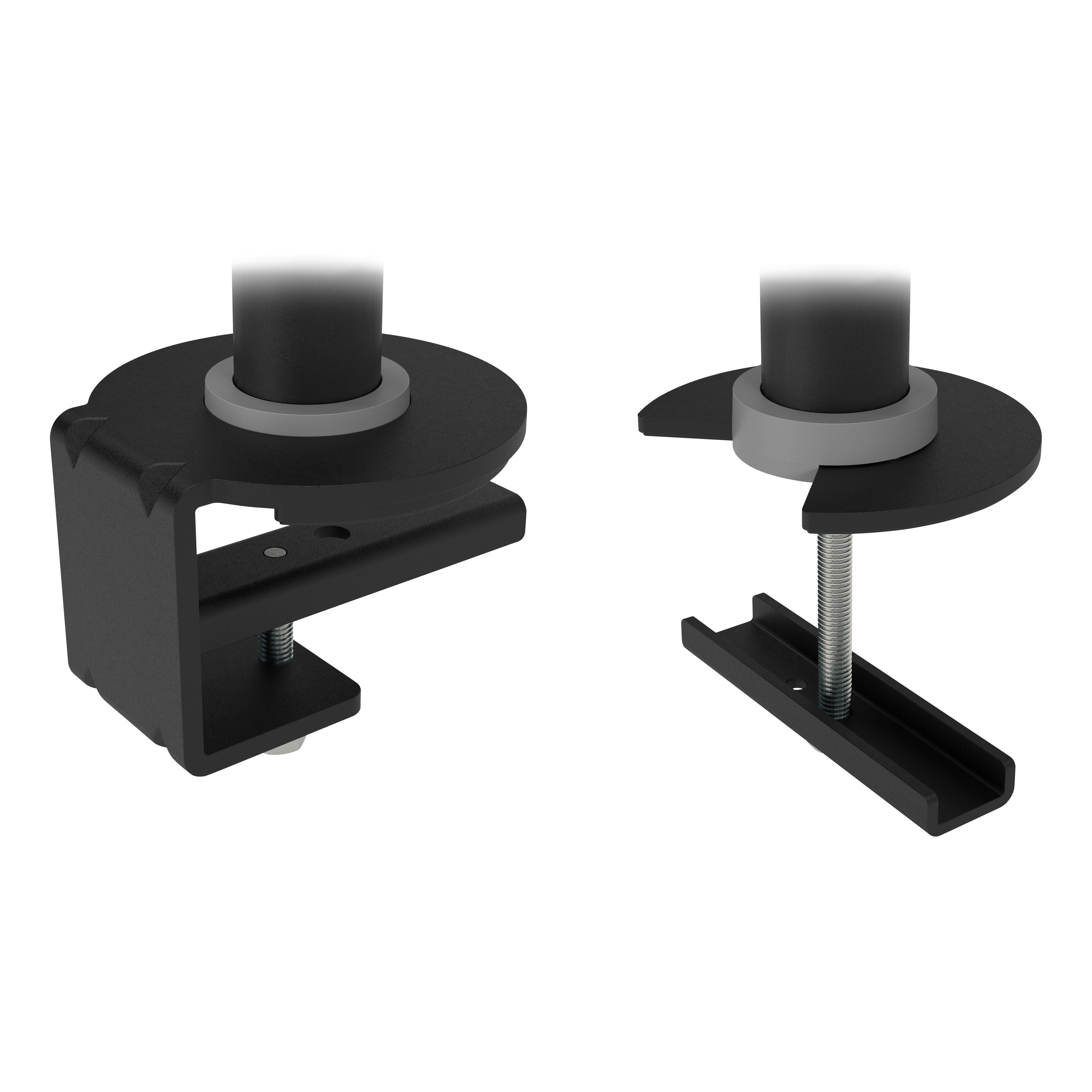 Viewgo Monitorarm Desk 133 vollbeweglich 8 kg Schwarz