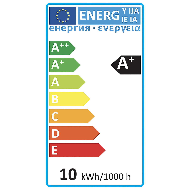 LED-Lampe E27 Glühbirne 10 W 1060 lm 3000 K