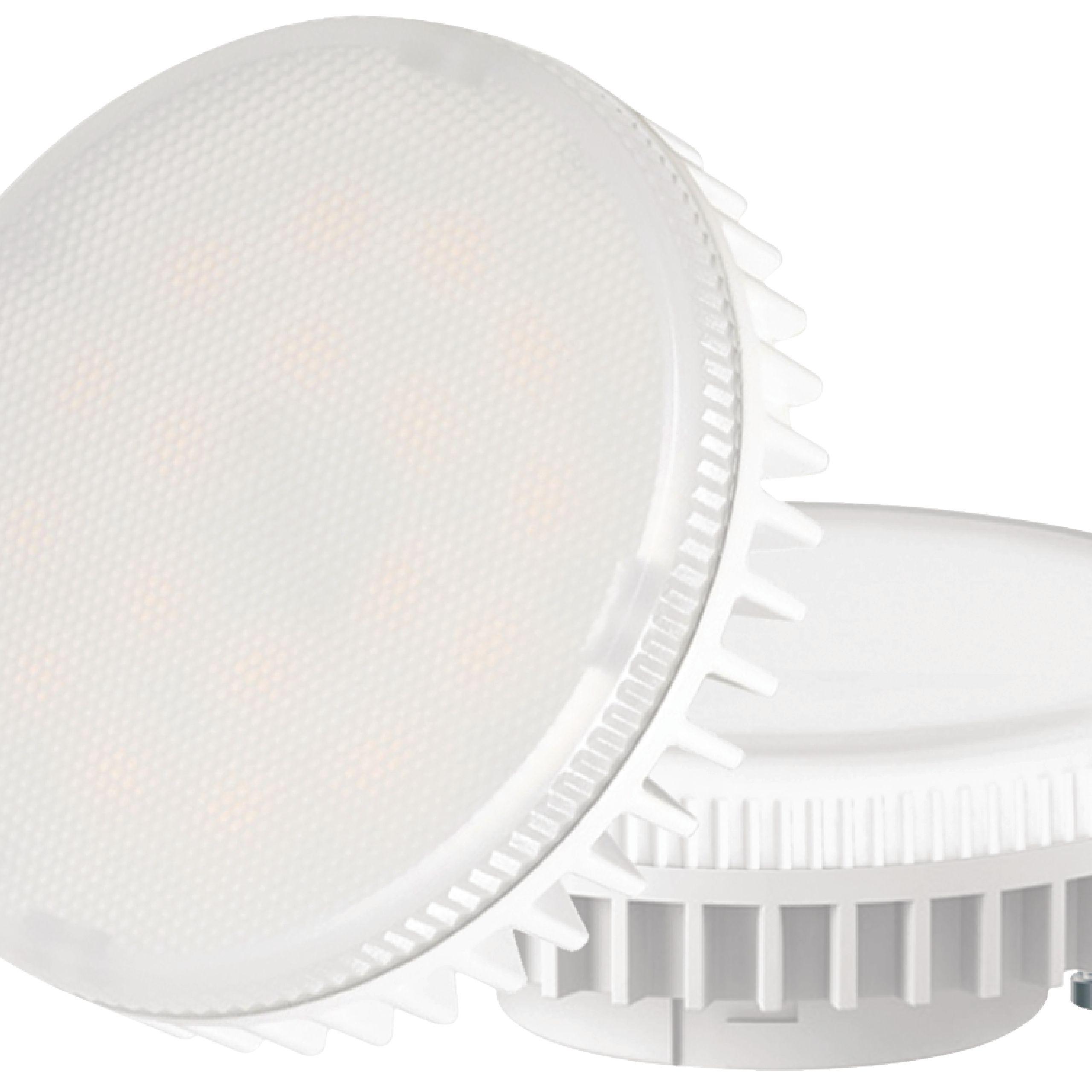 LED-Lampe GX53 Rund 5 W 400 lm 3000 K