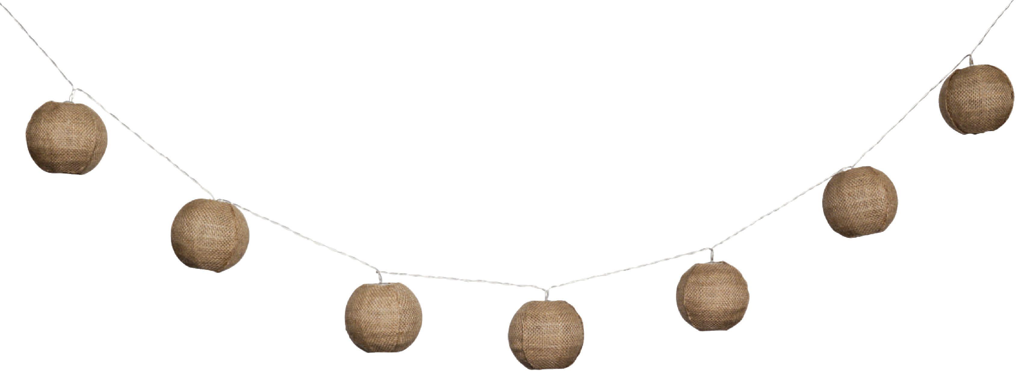 Lichterkette Ball 10 LED 2.1 m