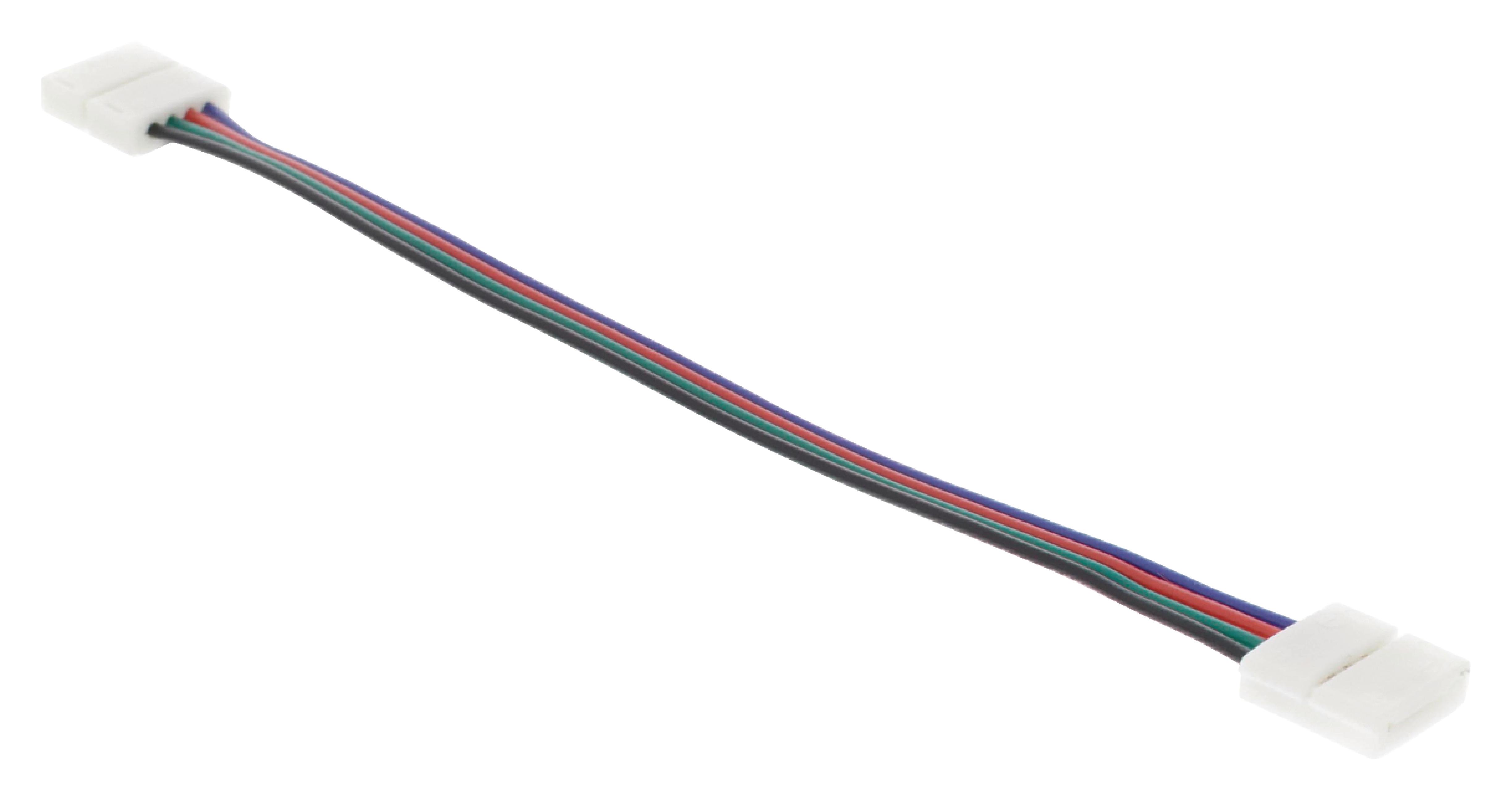 LED-Streifen-Verbindungsstück