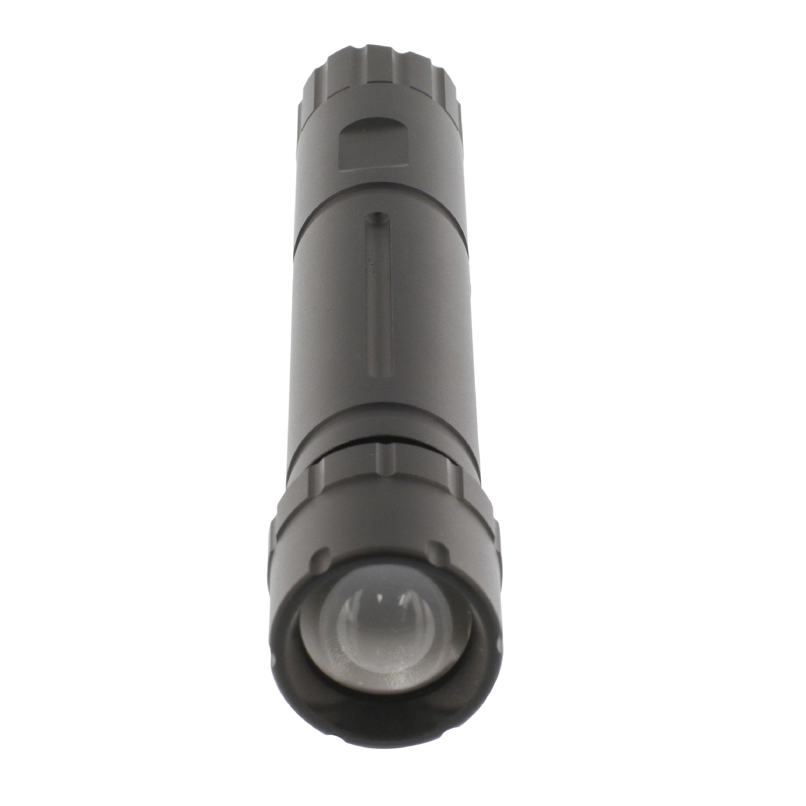 LED-Taschenlampe 220 lm Schwarz