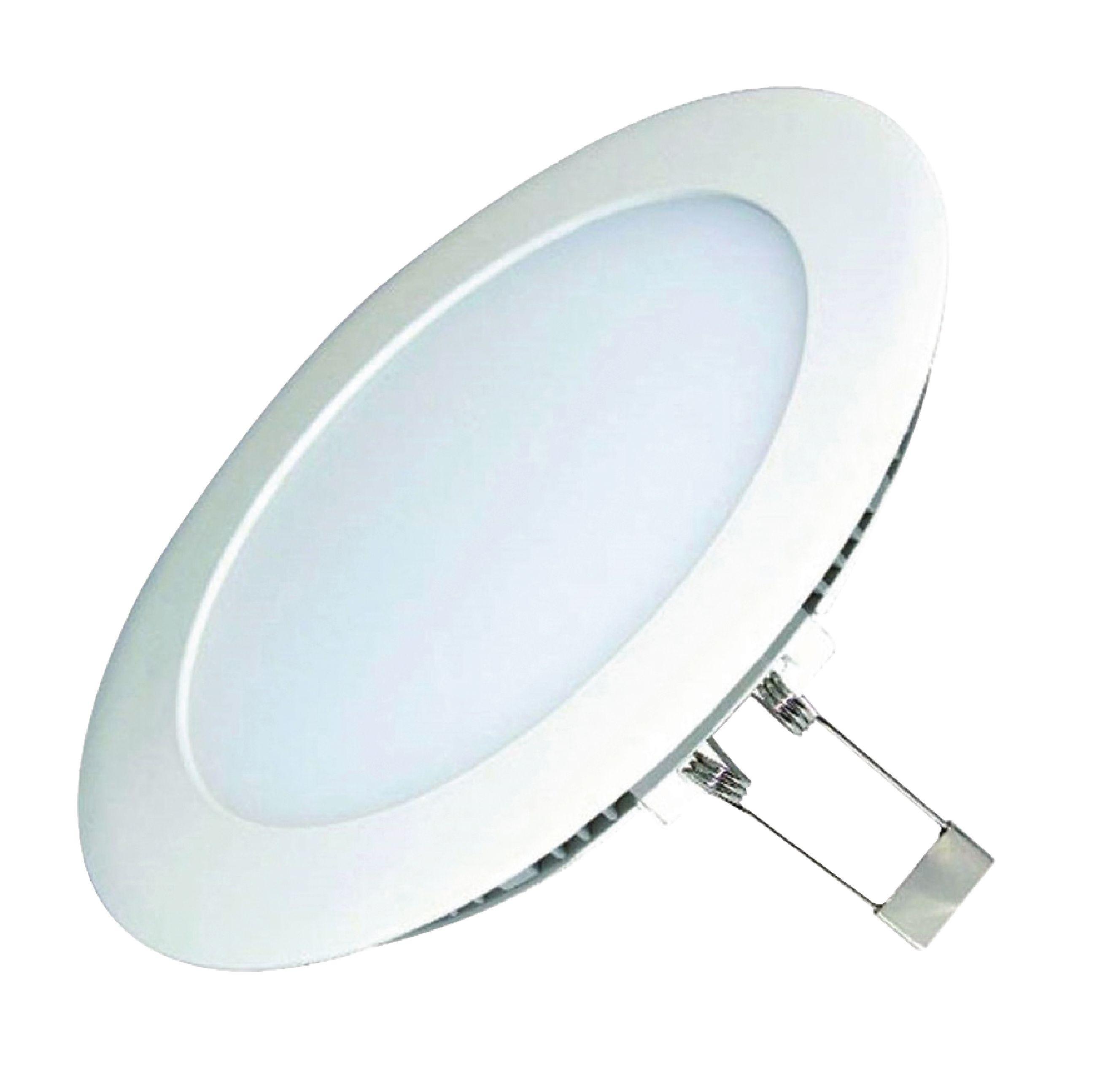 LED-Panel Rund 18 W 1270 lm 3000 K
