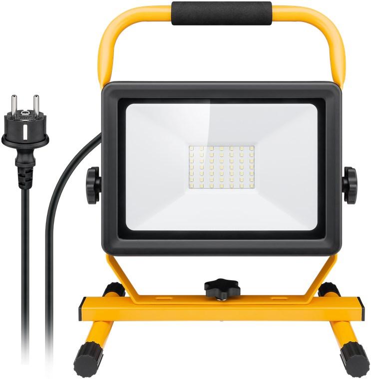 led-baustrahler-mit-standfuss-50-w-schwarz-gelb-15-m-mit-4000-lm-und-kalt-weissem-licht-6500-k-fur-d